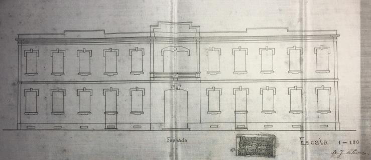 1916 projeto arquivo municipaç